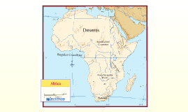 Copy of Physical Geography of Africa