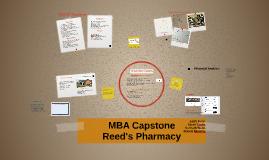 MBA Capstone