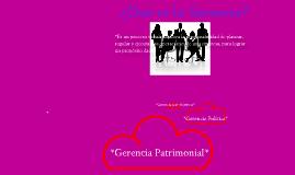 """""""La Gerencia"""""""