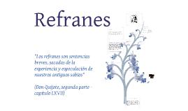 Copy of Copy of Refranes