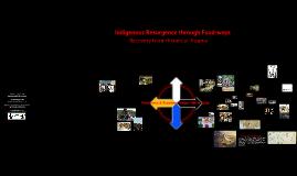 Indigenous Resurgence through Foodways