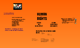 Human Rights HSC Topic 2