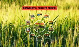 Biodiversity/ charles darwin :