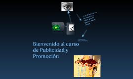 Presentacion curso Publicidad