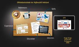 Copy of Copy of Oktatáskutató és fejlesztő intézet