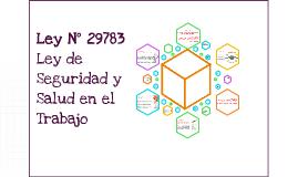Ley Segurida N°29783