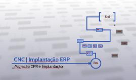 Projeto de implantação ERP