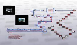 Copy of Ascensores y escaleras electricas