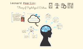 Leonard Pearlin: