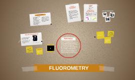 FLUOROMETRY