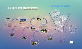 Copy of HOTELES RUSTICOS