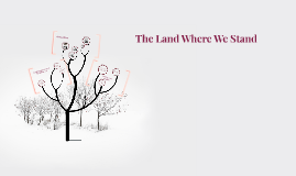 The Land Where We Stand