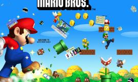 Super Mario Class