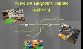PLAN DE NEGOCIOS JARDIN INFANTIL