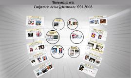 Conferencia de los Gobiernos de 1994-2008