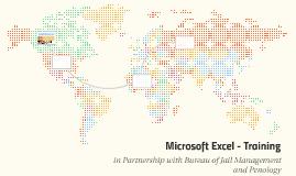 Microsoft Excel - Training
