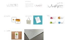 Le Papier - Design Para Eventos