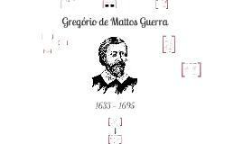 LEITURAS UFRGS 2013/14: Gregório de Matos, um poeta na colônia
