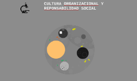 CULTURA ORGANIZACIONAL Y REPONSABILIDAD SOCIAL