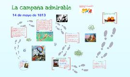 Copy of Servicio I Campaña Admirable