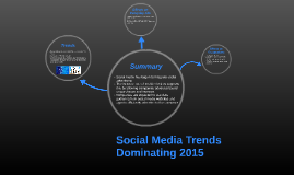 The 7 Social Media Trends Dominating 2015