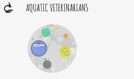 Aquatic Veteranarian