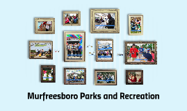 Copy of Murfreesboro Parks and Recreation