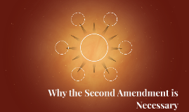 Why the Second Amendment is Necessary