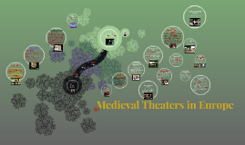 Medieval Theaters in Europe