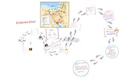Paso por el Monte Sinaí