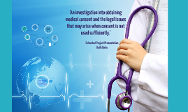 Extended Project Medical Consent