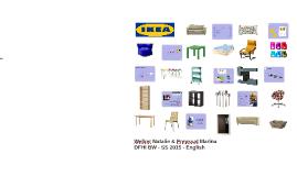 Referat - IKEA  - Englisch