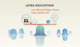 LEYES ASOCIATIVAS