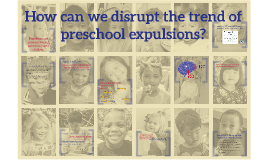 Cardinal Glennon: How can we disrupt the trend of preschool expulsions?