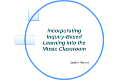 Incorporating Inquiry-Based Learning into the Music Classroo