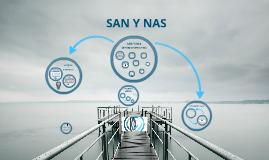 Sistema de Almacenamiento SAN y NAS