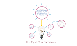 The Brighter Side To Tobacco