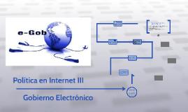 Copy of Politica en Internet III