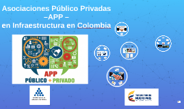 Copy of Asociaciones Público Privadas –APP –