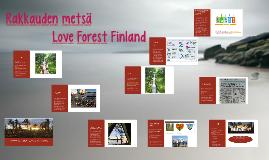 Rakkauden metsä