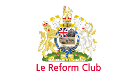 Le Reform Club