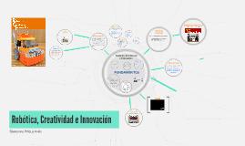 Proyecto Robótica, creatividad e Innovación