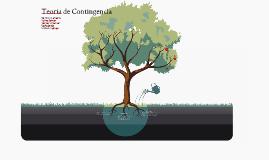 Copy of Teoría de contingencia