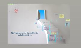 Copy of Herramientas de auditoria Administrativa