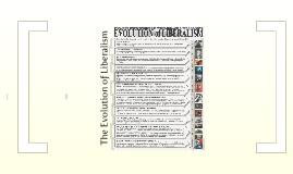 Copy of Evolution of Liberalism