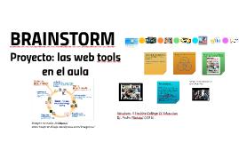 Copy of Proyecto: las web tools en el aula