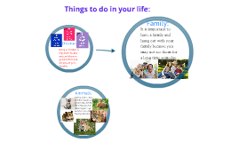 Things to do in your life!!!