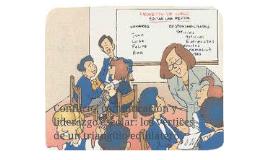 Conflicto, comunicación y liderazgo escolar: los vértices de