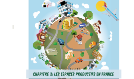 CHAPITRE3: LES ESPACES PRODUCTIFS EN FRANCE