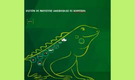 Gestión de proyectos ambientales de Ecopetrol